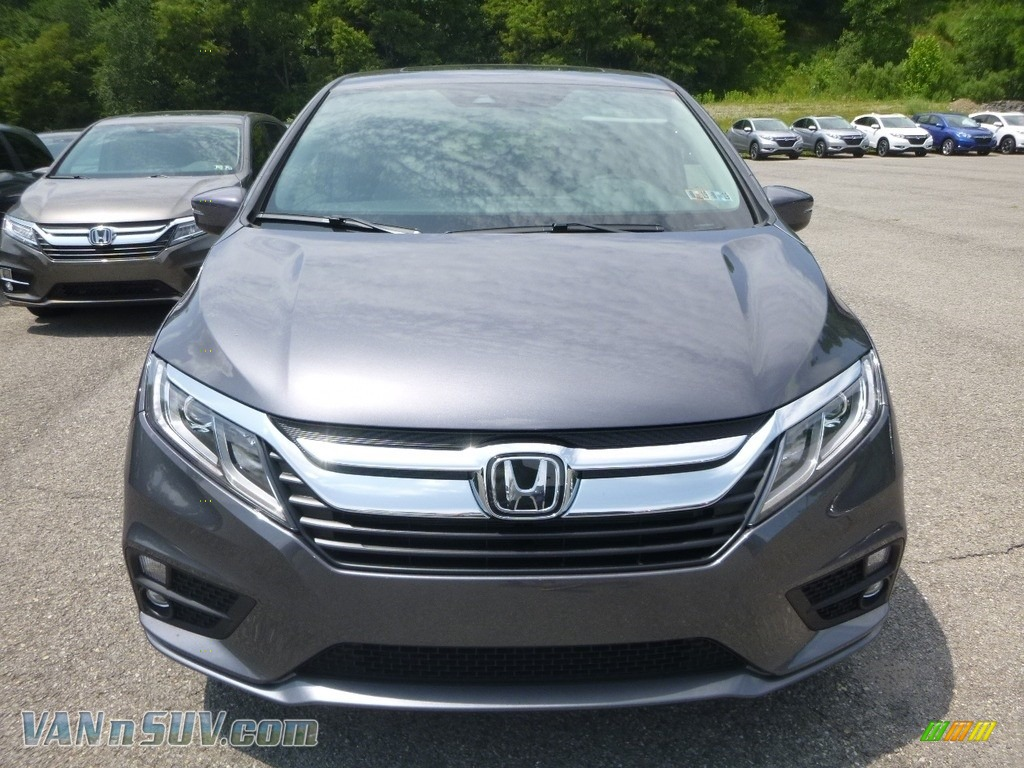2019 Odyssey EX-L - Modern Steel Metallic / Gray photo #6