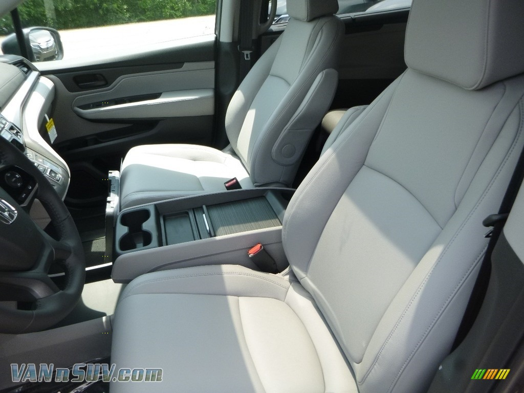 2019 Odyssey EX-L - Modern Steel Metallic / Gray photo #11