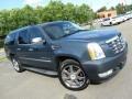 Cadillac Escalade ESV Luxury AWD Stealth Gray photo #3