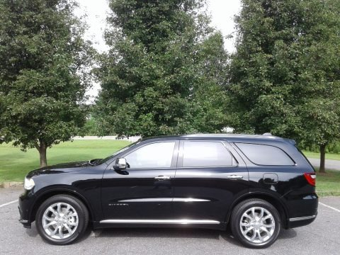 DB Black Crystal 2018 Dodge Durango Citadel