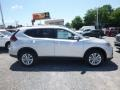 Nissan Rogue S AWD Brilliant Silver photo #3