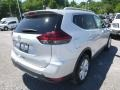 Nissan Rogue S AWD Brilliant Silver photo #4