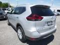Nissan Rogue S AWD Brilliant Silver photo #6