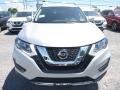 Nissan Rogue S AWD Brilliant Silver photo #9