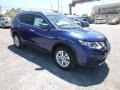 Nissan Rogue S AWD Caspian Blue photo #1