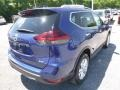 Nissan Rogue S AWD Caspian Blue photo #4