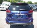 Nissan Rogue S AWD Caspian Blue photo #5