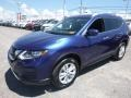Nissan Rogue S AWD Caspian Blue photo #8