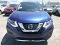 Nissan Rogue S AWD Caspian Blue photo #9
