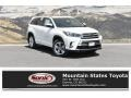 Toyota Highlander Limited AWD Blizzard White Pearl photo #1