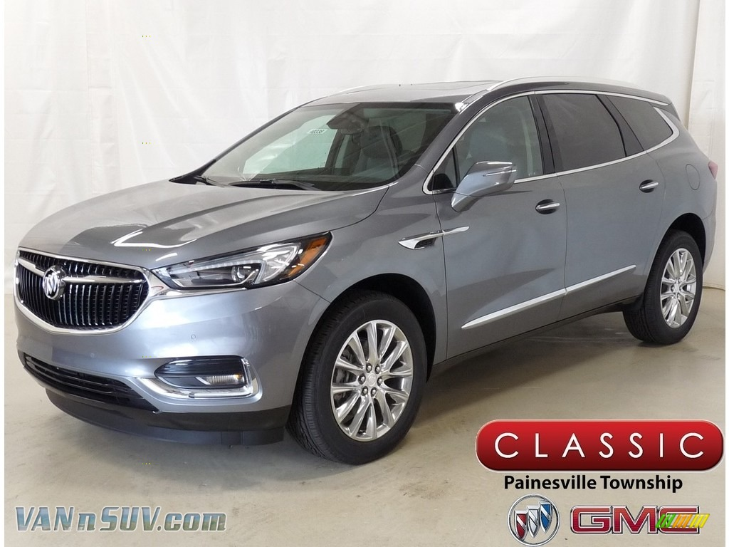 2019 Enclave Premium AWD - Satin Steel Metallic / Dark Galvanized/Ebony Accents photo #1