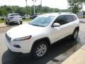 Jeep Cherokee Latitude 4x4 Bright White photo #5