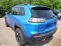 Jeep Cherokee Trailhawk 4x4 Hydro Blue Pearl photo #3