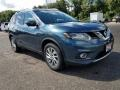 Nissan Rogue SL AWD Graphite Blue photo #1