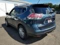 Nissan Rogue SL AWD Graphite Blue photo #2