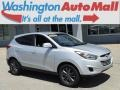 Hyundai Tucson GLS AWD Diamond Silver photo #1