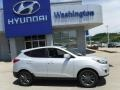 Hyundai Tucson GLS AWD Diamond Silver photo #2