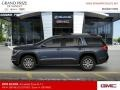 GMC Acadia SLT AWD Blue Steel Metallic photo #2