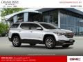 GMC Acadia SLT AWD Quicksilver Metallic photo #4