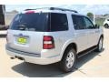 Ford Explorer XLT Brilliant Silver Metallic photo #8