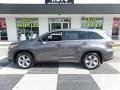Toyota Highlander Limited AWD Predawn Gray Mica photo #1