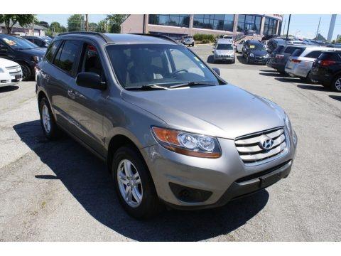 Mineral Gray 2011 Hyundai Santa Fe GLS AWD