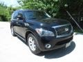 Infiniti QX 56 Black Obsidian photo #2