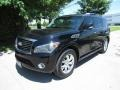Infiniti QX 56 Black Obsidian photo #10