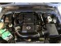 Nissan Pathfinder SV 4x4 Silver Lightning photo #24