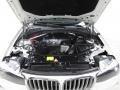 BMW X3 xDrive28i Mineral White Metallic photo #29