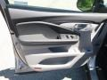 Honda Pilot LX AWD Lunar Silver Metallic photo #12