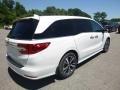 Honda Odyssey Elite White Diamond Pearl photo #4