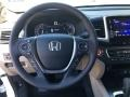 Honda Pilot EX-L AWD White Diamond Pearl photo #13