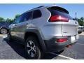 Jeep Cherokee Trailhawk 4x4 Billet Silver Metallic photo #10