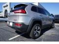 Jeep Cherokee Trailhawk 4x4 Billet Silver Metallic photo #12