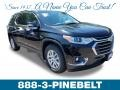 Chevrolet Traverse LT AWD Mosaic Black Metallic photo #1