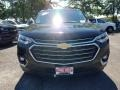 Chevrolet Traverse LT AWD Mosaic Black Metallic photo #2
