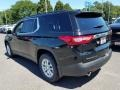 Chevrolet Traverse LT AWD Mosaic Black Metallic photo #4