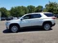 Chevrolet Traverse LT Silver Ice Metallic photo #3
