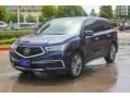 Acura MDX Technology Fathom Blue Pearl photo #3