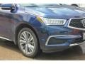 Acura MDX Technology Fathom Blue Pearl photo #10