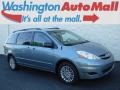 Toyota Sienna LE AWD Blue Mirage Metallic photo #1