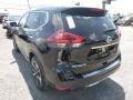 Nissan Rogue SL AWD Magnetic Black photo #6