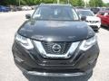 Nissan Rogue SL AWD Magnetic Black photo #9