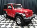 Jeep Wrangler Sport 4x4 Firecracker Red photo #4