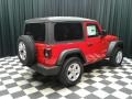 Jeep Wrangler Sport 4x4 Firecracker Red photo #6