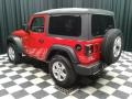 Jeep Wrangler Sport 4x4 Firecracker Red photo #8