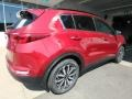 Kia Sportage EX AWD Hyper Red photo #3