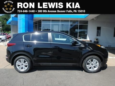Black Cherry 2019 Kia Sportage LX AWD