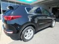 Kia Sportage LX AWD Black Cherry photo #3